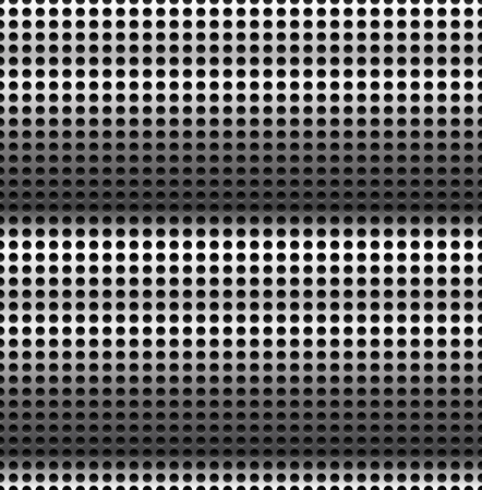 perforated: Abstract perforated, carbon fiber background, pattern. Repeatable. Illustration