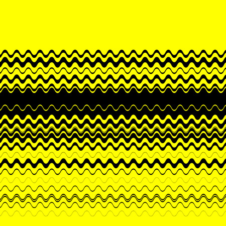 zig: Zig zag, edgy horizontal lines texture. Vector image.