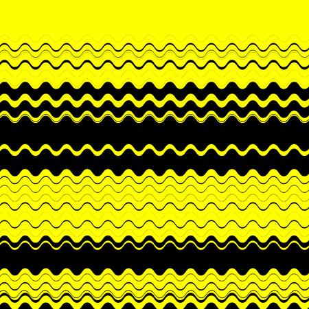 edgy: Zig zag, edgy horizontal lines texture. Vector image.