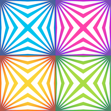 abstractionism: Background with X like pattern. Seamlessly repeatable.
