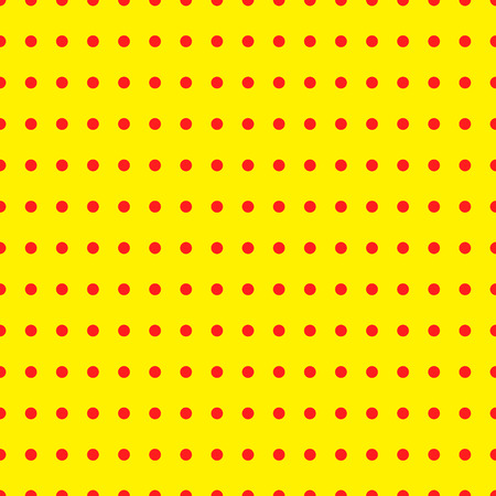 repeatable: Retro dotted pop art pattern. Seamlessly repeatable.