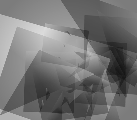 edgy: Abstract glassy backdrop with edgy shapes. Vector art.