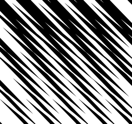 abstractionism: Abstract pattern or background with pointed shapes. Vector art.