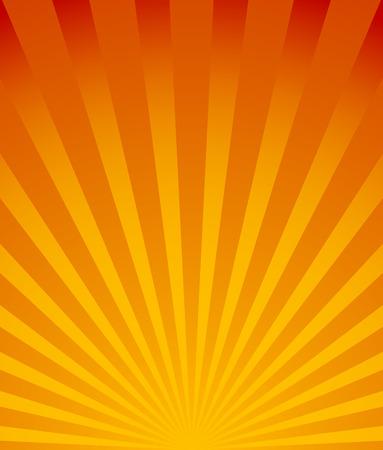 luminance: Starburst, sunburst background. Converging, radial, radiating lines. Illustration