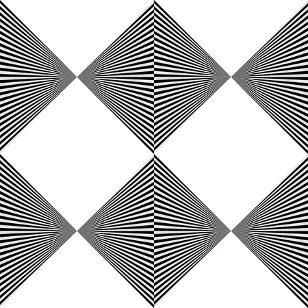 alternating: Pointed, angular shapes with alternating fill. Seamless design.