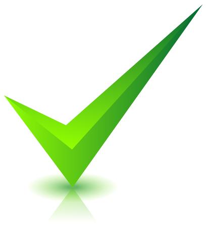 Circle With Tick Check Mark Symbol Approve Correct Accept