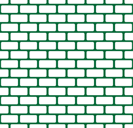 brick: Brick wall, stone wall seamless vector pattern