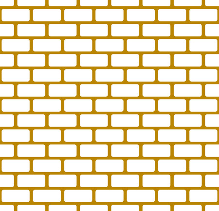 pave: Brick wall, stone wall seamless vector pattern