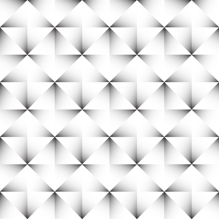 Tile of a repeatable pattern with squares. Illustration