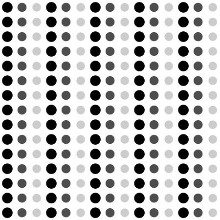 repeatable: Abstract pattern with fading circles. Repeatable, tileable. Vectores