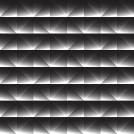 repeatable: Tile of a repeatable pattern with squares. Vectores