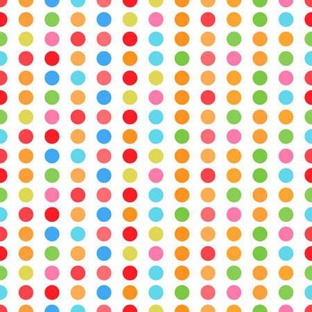 seamlessly: Pattern with circles, dotted background. Seamlessly repeating.