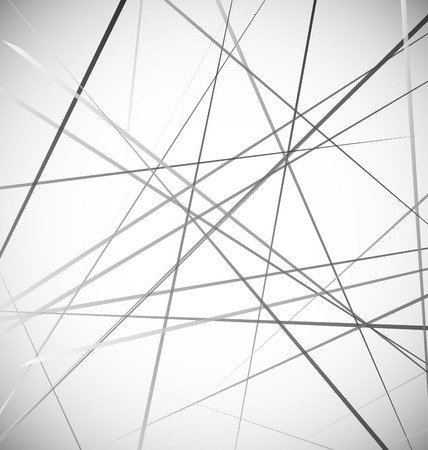 Abstract artistic monochrome background, pattern. Editable vector. Illustration