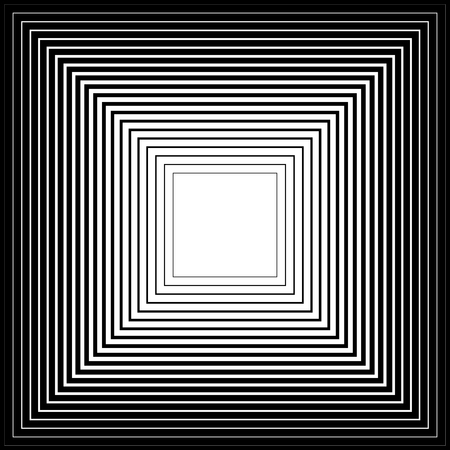abstractionism: Simple background of blended regular squares. Vector art. Vectores