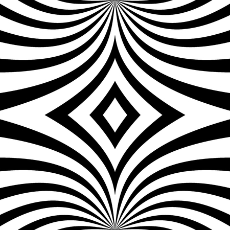 repeatable: Abstract monochrome vector pattern  background. Seamlessly repeatable. Illustration