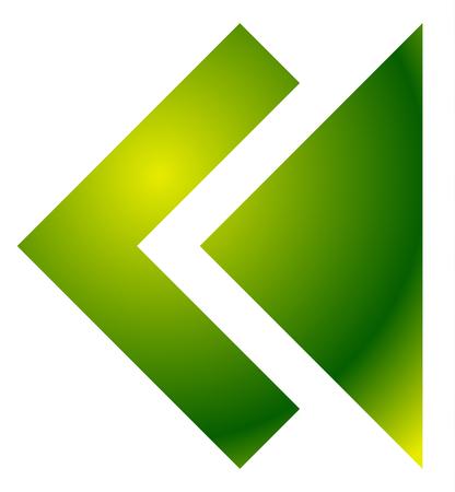 flèche double: Double flèche, flèche pointant vers la gauche. Précédent, bouton retour, icône.
