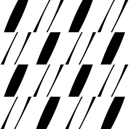 skew: Abstract minimal geometric pattern with diagonal lines, stripes. Monochrome background. Seamlessly repeatable. Illustration