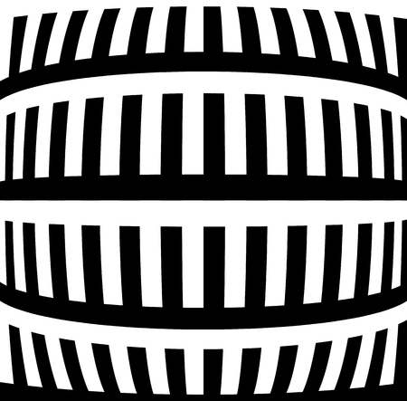 serrated: Monochrome background with serrated like pattern. Abstract vector art.