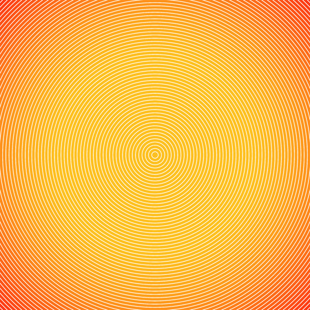 ripple effect: Colorful background with radiating circles. Ripple effect.