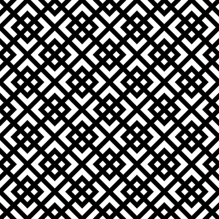 monochromatic: Seamless monochromatic pattern. Repeatable background. Vector.