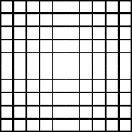 orthogonal: Grid, mesh abstract background. Can be used as a seamless pattern.