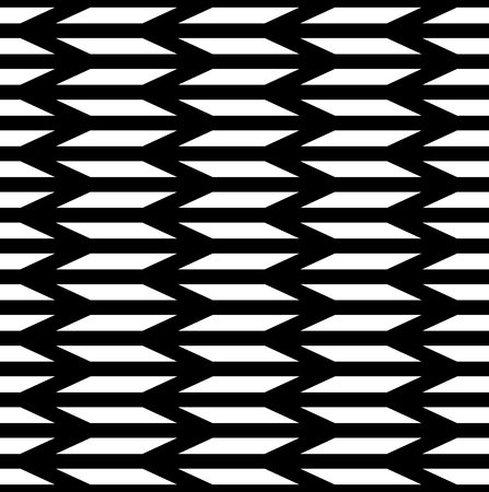 repeatable: Seamless monochromatic pattern. Repeatable background. Vector.