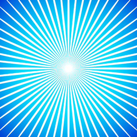 radiating: Colorful sunburst background. Radiating, converging lines abstract.