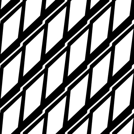 grillage: Grid, mesh seamless pattern. Abstract lattice, grillage background.
