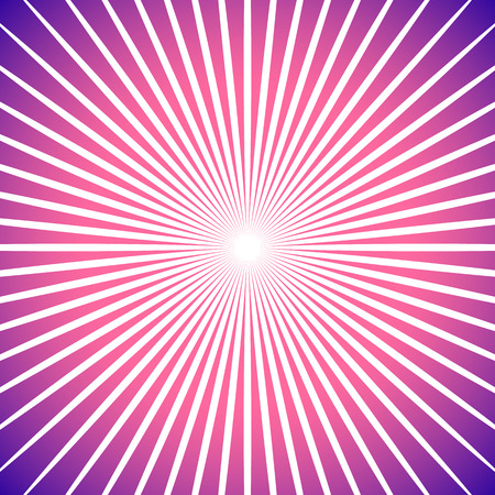 epicentre: Colorful sunburst background. Radiating, converging lines abstract.