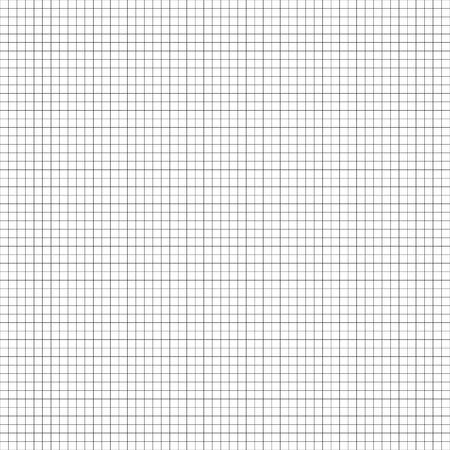 Grid, mesh, graph paper (millimeter paper) background. Repeatable.