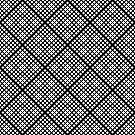 blocky: Seamless abstract monochrome background with mosaic of squares. Seamlessly repeatable pattern