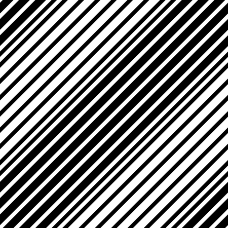 repeatable: Seamless, repeatable geometric pattern with diagonal lines. Monochrome texture.