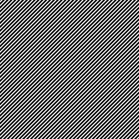 slanting: Diagonal, slanting lines. Black and white repeatable pattern.