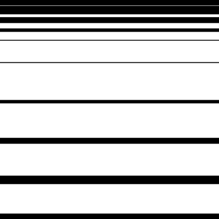 horizontal lines: Straight, horizontal lines pattern. Vector art.