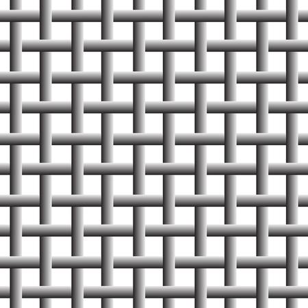 trellis: Trellis, grid, mesh background. Overlapping, weaved lines. Illustration