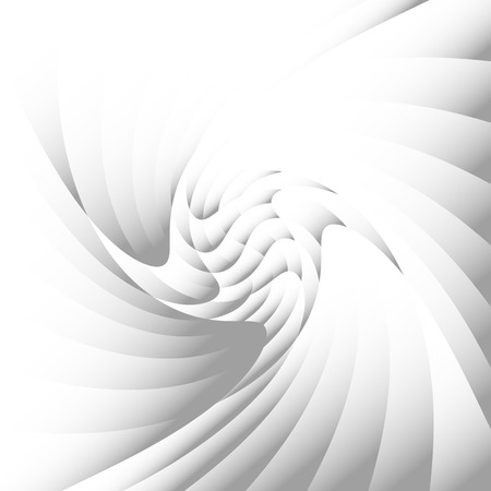 swirly: Abstract swirly image. Grayscale vortex, spirally pattern.
