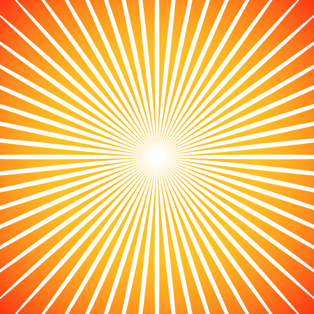 converging: Colorful sunburst background. Radiating, converging lines abstract.