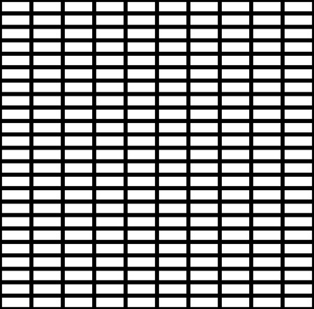 grayscale background: Seamless monochrome pattern with rectangles shapes. Abstract, grayscale background.