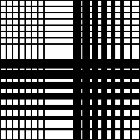 grid: Grid mesh seamless pattern. Abstract monochrome vector background