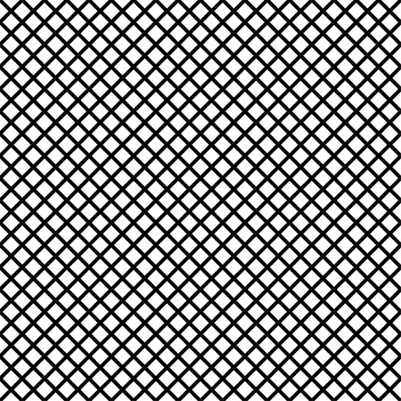 grating: Abstract mosaic grid, mesh background with square shapes. Seamlessly repeatable. Grating, lattice pattern.