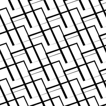 Grid, mesh seamless pattern. Abstract lattice, grillage background.