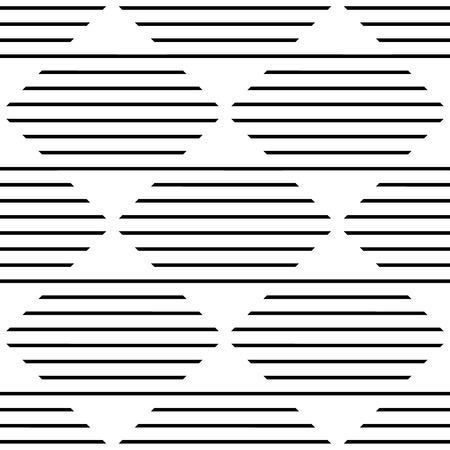 lineas horizontales: monocromo patrón repetible w  líneas horizontales, rectas trazadas en las plazas.