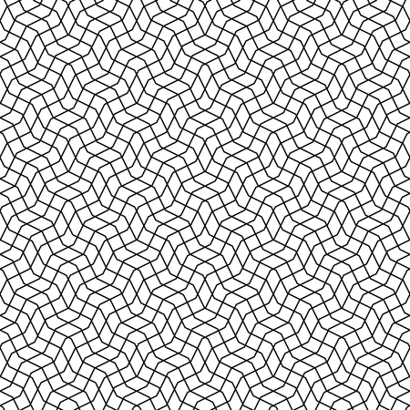 grid pattern: Abstract grid, mesh pattern with thin lines. Can be repeated. Illustration
