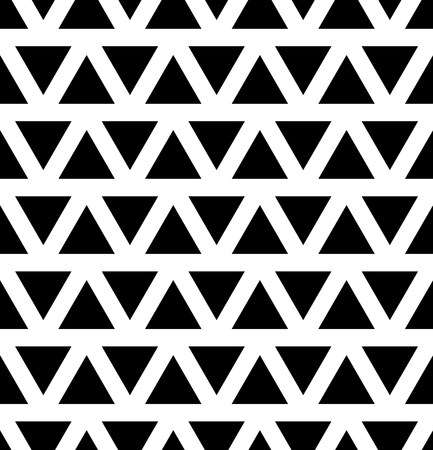 alternating: Simple seamlessly repeatable pattern with alternating triangles.