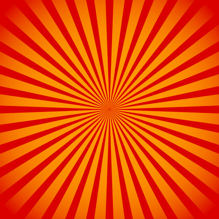 energy center: Starburst, sunburst background. Converging, radiating lines abstract vector.
