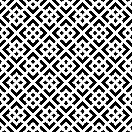 monochromatic: Seamless monochromatic pattern. Repeatable background. Vector.