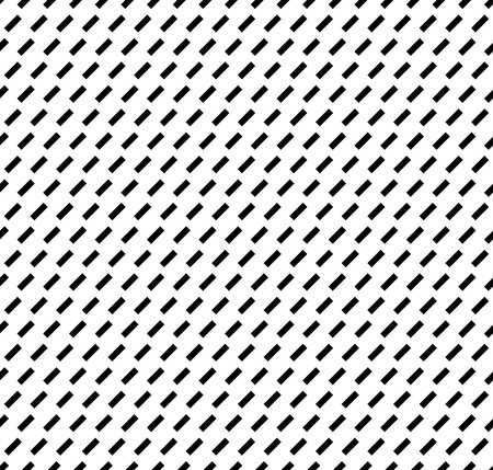 rectangle: Repeatable, seamless pattern with rectangle shapes. abstract monochrome background Illustration