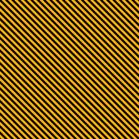 streak plate: Repeatable yellow  orange industrial feel background with diagonal lines, stripes Illustration