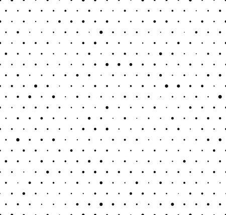 speckled: Random speckled, dotted pattern. Seamlessly repeatable circle pattern. Illustration