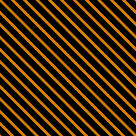 diagonal lines: Repeatable yellow  orange industrial feel background with diagonal lines, stripes Illustration